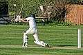 Dunmow CC v Felixstowe and Corinthians CC at Great Dunmow, Essex, England 075.jpg