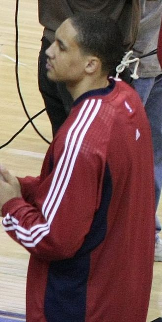 Dwayne Jones (basketball) - Jones in 2008 with the Cleveland Cavaliers