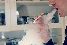курение табачных изделий