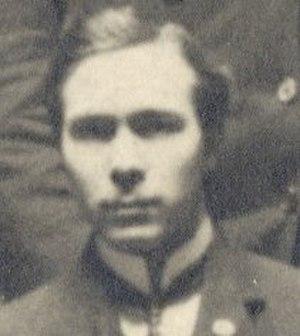 Ernest John Bartlett Allen - E. J. B. Allen at the SPGB 1905 Conference