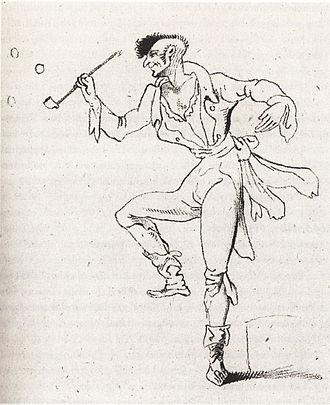 E. T. A. Hoffmann - Hoffmann's portrait of Kapellmeister Kreisler