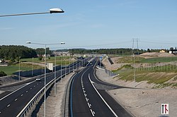 motorvei Lillehammer