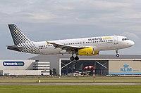 EC-LQN - A320 - Vueling