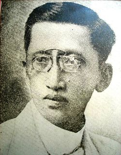 Epifanio de los Santos Filipino politician
