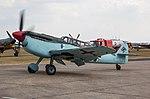 EGSU - Hispano HA-1112-M4L Buchon - G-AWHC Red 11 (42256687660).jpg