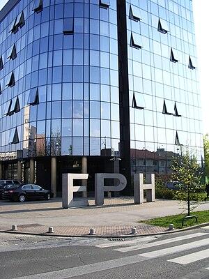 Hanza Media - Hanza Media building in Zagreb
