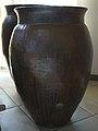 Earthenware tall jars at Fureai kantaku-kan 02.jpg