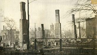 Fayette Avery McKenzie - Nashville Fire of 1916