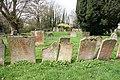 East Markham churchyard - geograph.org.uk - 789878.jpg
