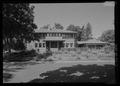 East elevation - Dr. Thomas Robinson Bours House, 2430 East Newberry Boulevard, Milwaukee, Milwaukee County, WI HABS WI-371-2.tif