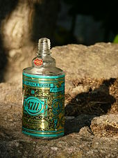 "Today's flacon: the so-called ""Molanus bottle"""