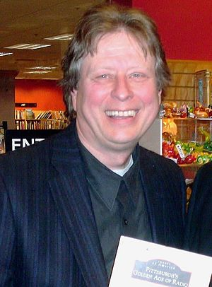 Ed Salamon - Salamon at a book signing in 2009