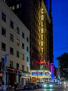 Ed Sullivan Theater United States historic place