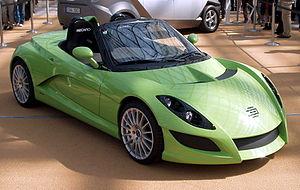 EDAG - EDAG Show Car No. 8