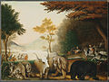 Edward Hicks - The Peaceable Kingdom - Google Art Project (27748171).jpg