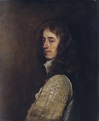 Edward Proger - Painting of Edward Proger by Sir Peter Lely