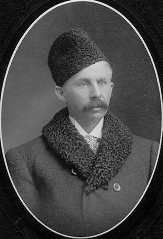 Ted Dey - Edwin Dey, circa 1900