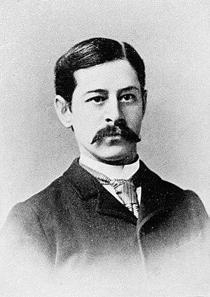Edwin Grozier - Grozier c. 1896