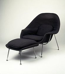 Womb Chair, Model No. 70, Designed 1947u20131948 Brooklyn Museum