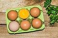 Egg cartons with chicken eggs 01.jpg