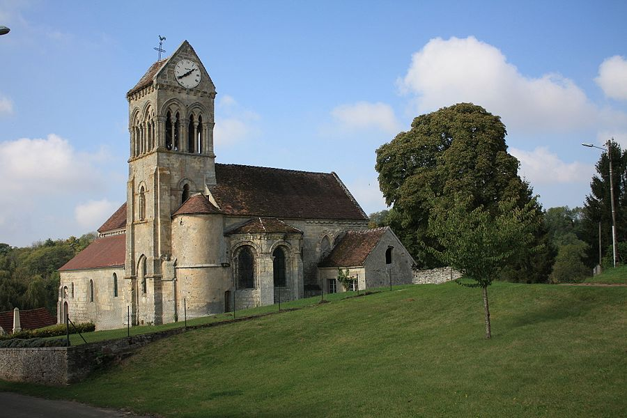 Église Saint-Martin de Bonnesvalyn