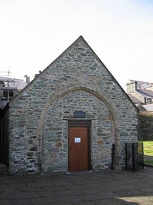 Eglwys y Bedd - Image: Eglwys y Bedd, Holyhead geograph.org.uk 386545