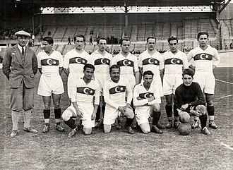 Turkey at the 1928 Summer Olympics - Turkey National Football Team squad on 28 May 1928.