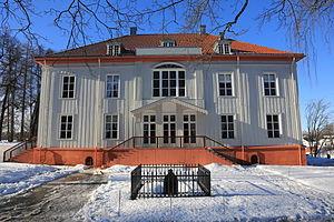 Eidsvollsbygningen - Eidsvollbygningen Winter 2014