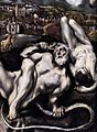El Greco - Laocoön (detail) - WGA10615.jpg