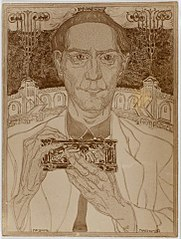 Portrait of a Man (1913)