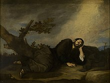 El sueño de Jacob, by José de Ribera, from Prado in Google Earth.jpg