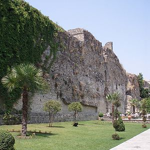 Siege of Krujë (1466–67) - The fortress in Elbasan, Albania