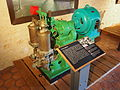 Electric engine at the museum.JPG
