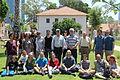 Elef Milim Project - Wikipedians in Sarona IMG 1000.JPG