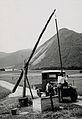 Elisabeth Meyer - To menn laster på en lastebil - fra Setesdal - NMFF.002574-6.jpg