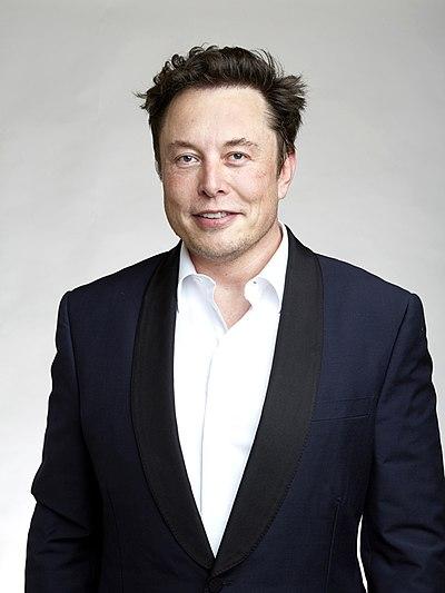 Elon Musk - le dirigeant de Tesla