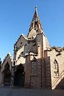 Iglesia del Sagrat Cor en Vistabella