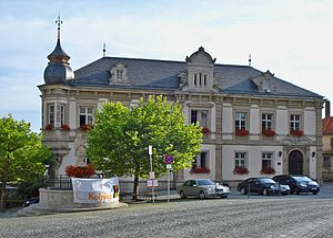 Eltmann - Rathaus Eltmann