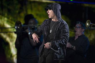 Poodle Hat - Image: Eminem live at D.C. 2014