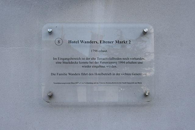 Hotel Am Markt Bad Honnef