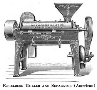 Engelberg Huller Company - Engelberg Huller Company – Huller and Separator