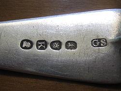 svenskt silver stämplar