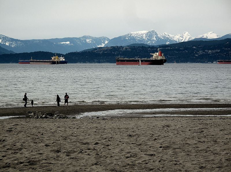 English Bay photo
