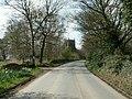Entering High Hoyland from Church Lane - geograph.org.uk - 782533.jpg