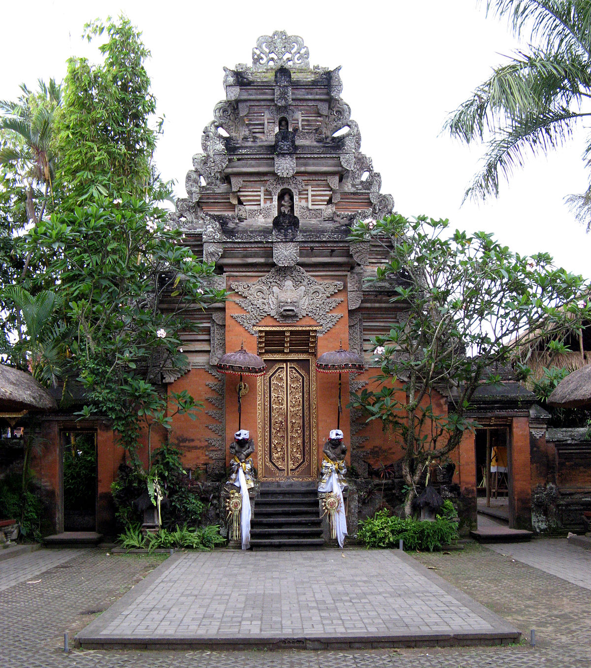 Ubud Palace Wikipedia