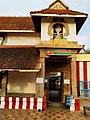 Entrance to Naga shrine, Nagaraja temple, Nagercoil, Tamil Nadu India - 4.jpg