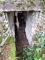 Entrance to underground wine cellar in Bourgogne.jpg