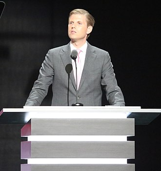 Eric Trump - Trump speaking at the 2016 RNC