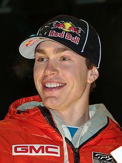 Erik Guay Canadian alpine skier
