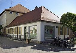 Theaterstraße in Erlangen